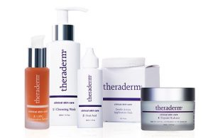 Theraderm Peptide Skin Renewal System. photo credit: theraderm.net