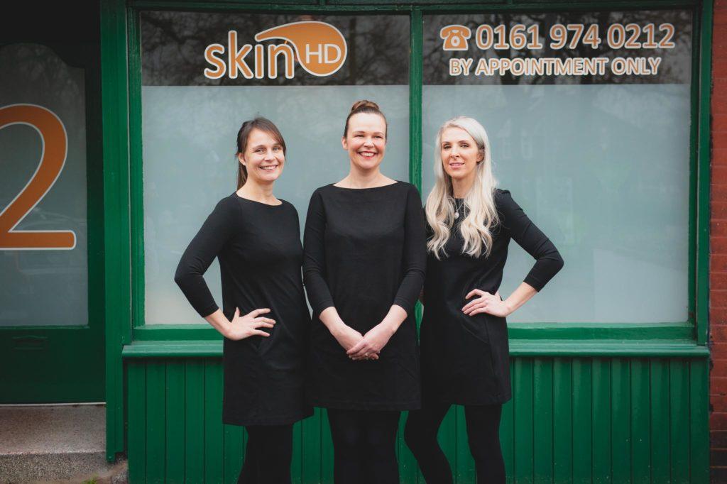Skin HD team